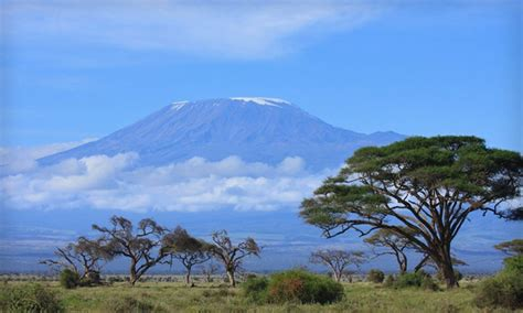 six mount kilimanjaro hike with airfare in moshi groupon getaways