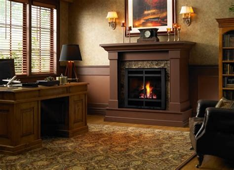 Shallow Gas Fireplace by Gas Fireplaces Tubs Fireplaces Patio Furniture