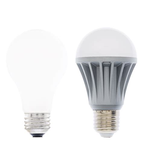 Led Light Bulbs Compared To Incandescent 9 Watt A19 Globe Bulb Household A19 Globe Par And Br Led Home Lighting Bright Leds