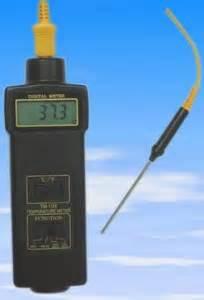 Jual Termometer Gas alat pengukur suhu cairan dan gas tm1310