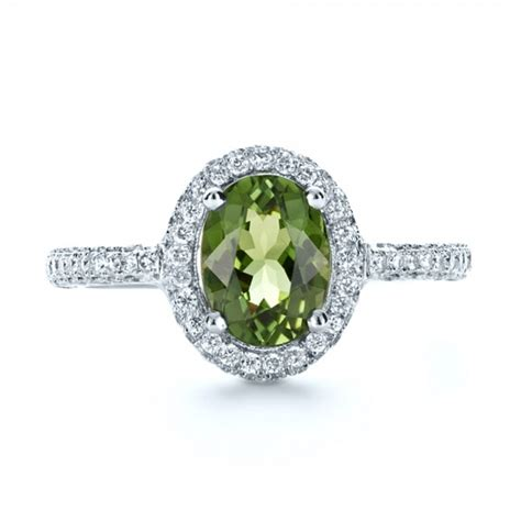 green engagement rings custom jewelry engagement rings bellevue seattle joseph jewelry
