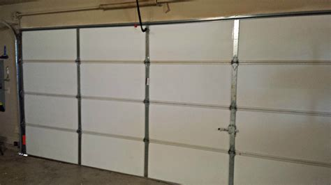 16 x 8 insulated garage door