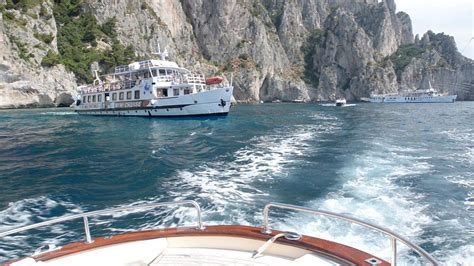 boat trip from sorrento to capri private boat cruise from sorrento to capri italy and back