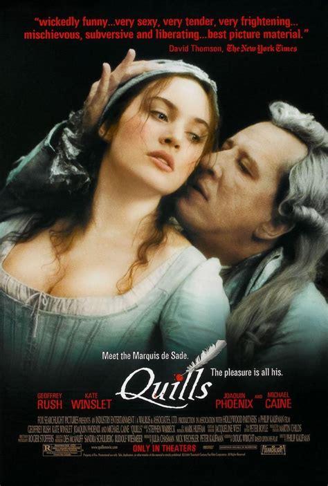 film quills cast quills 2000 filmaffinity