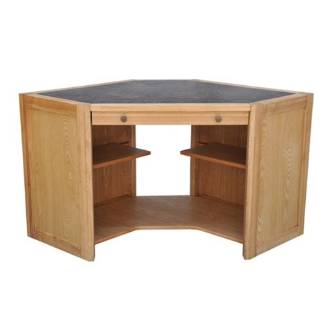 Office Bureau Desk Halo Plum Corner Desk Halo Ash Home Office Furniture