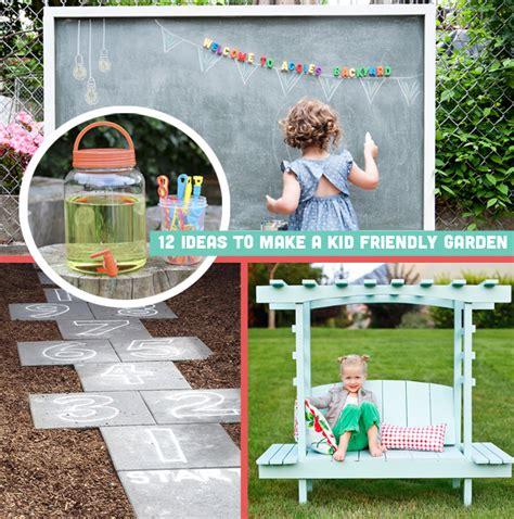 Kid Garden Ideas Diy Ify 12 Ideas To Make A Kid Friendly Garden Bhg Style Spotters