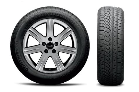 audi parts cost q7w19p001l winter wheel and tire package packages