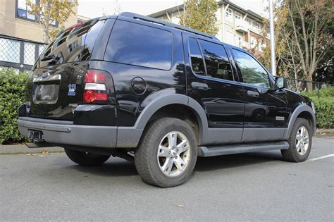 2006 Ford Explorer Xlt by 2006 Ford Explorer Xlt Leather 9 990 Cus