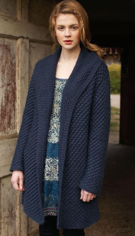 free womens cardigan knitting patterns free stitch coat knitting pattern for