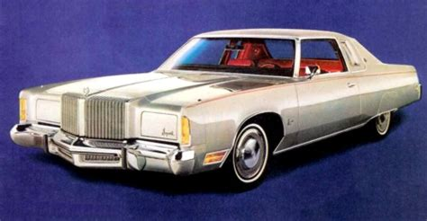 How To Make Vanity 1975 Chrysler Imperial Production Numbers Specifications