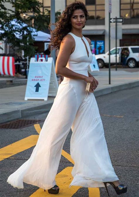 Get Camila Alves Look by Get The Look Camila Alves Sweet And Sultry In White