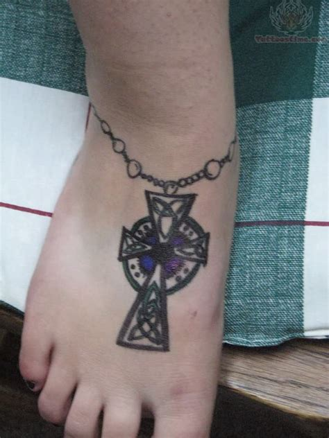 celtic cross with rosary beads tattoo rosary images designs