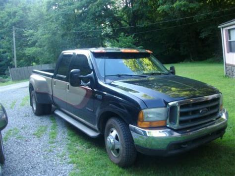 how cars run 2011 ford f350 electronic valve timing sell used black and gold ford f350 le dually 2wd 7 3 deisel automatic in good condition in