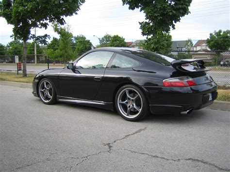 black porsche 996 gt3 3 madwhips