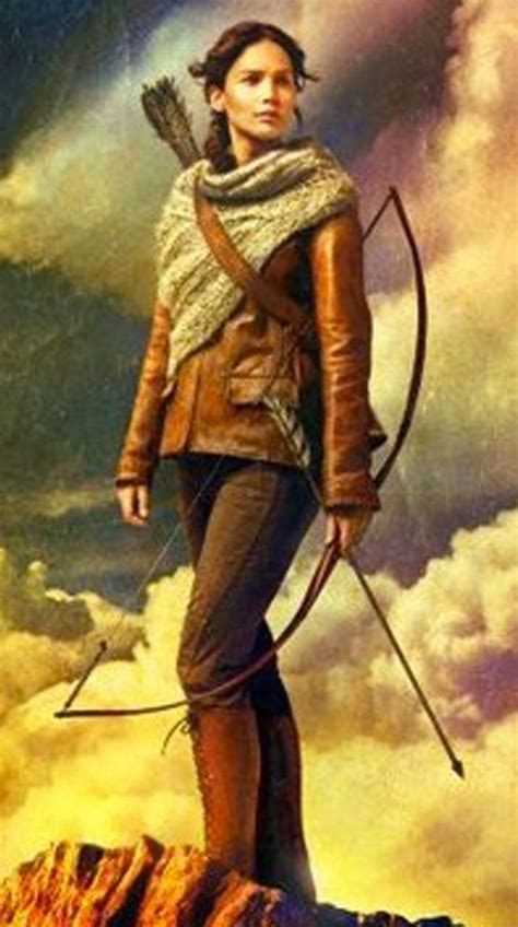 Hunger Katniss Wardrobe by Hunger Catching 2013 As