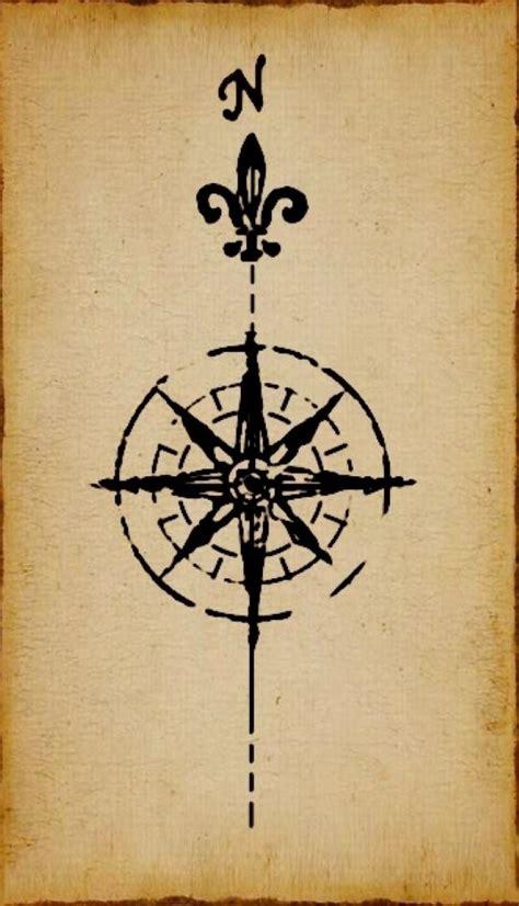 compass tattoo north monograms ambigram and compass rose coscomomo