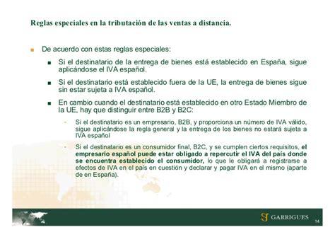 iva del 14 despierta dudas en comercios el comercio taller de fiscalidad del comercio electr 243 nico y ventas a