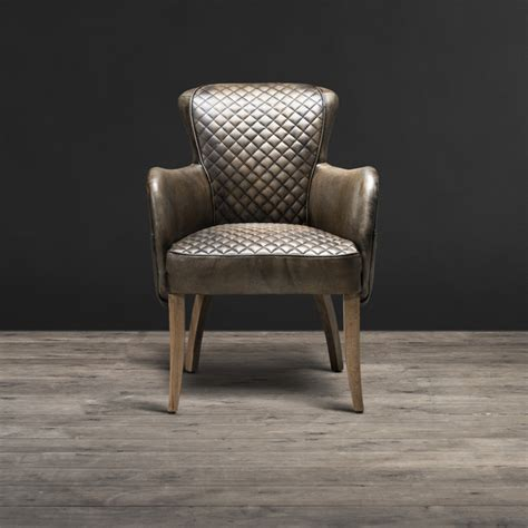 Saddle Chair by Timothy Oulton Side Saddle Chair