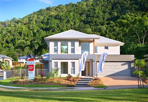 blue water 323 display homes in cairns g j gardner homes