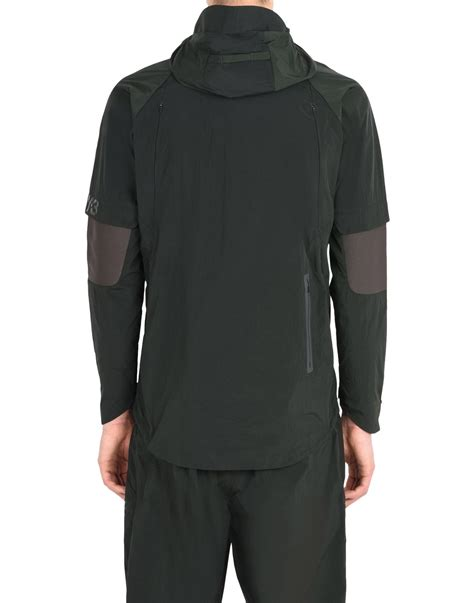 Uq Jaket y 3 hooded jacket for adidas y 3 official store
