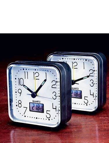 glow in the alarm clock with temperature lifestyle jewellery watches