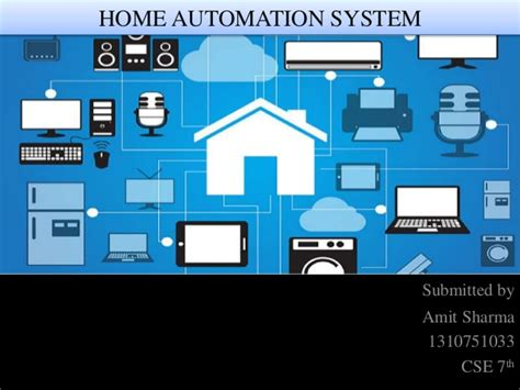 home automation system building a home automation