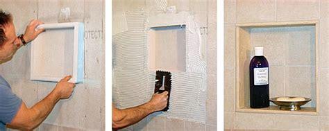 Foam Soap For Bathtub Prefab Shower Niche Fine Homebuilding