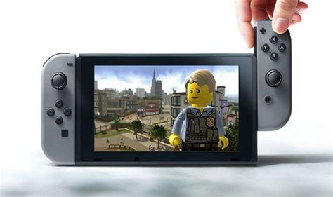 Switch Lego City Undercover nintendo switch news blockbuster new release out now gaming entertainment express co uk