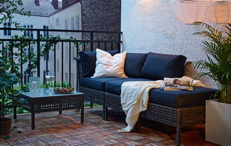 lounge sofa balkon ikea stijlen voor balkon en tuin inspiratie