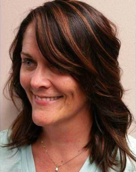 shoulder grazing hair 20 quick hair ideas for thick hair