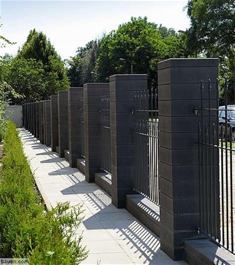 gartenmauern mit ausstrahlung terrasse garten und