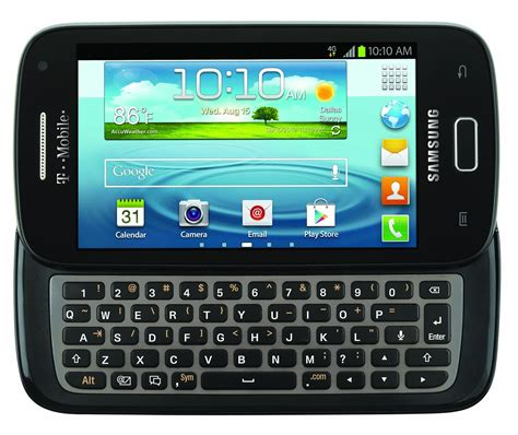 samsung galaxy 4g t mobile qwerty packing samsung galaxy s relay 4g to hit t mobile