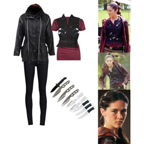 clove hairstyles hunger games hunger games clove s throwing knives hunger games clove