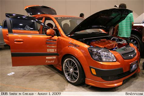 Custom Kia Custom Orange Kia Benlevy