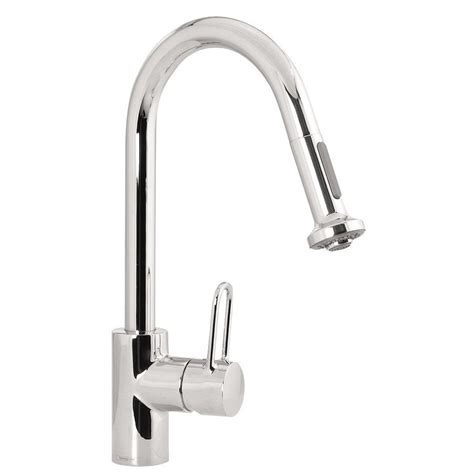 hansgrohe metro e high arc kitchen faucet 2 function pull