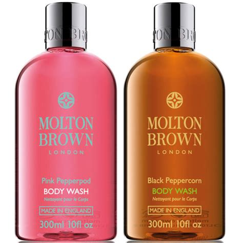 Molton Brown Molto 2 by Molton Brown Black Peppercorn And Pink Pepperpod Wash