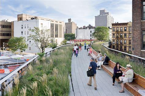 Landscape Architect Highline High Line Section 2 James Corner Field Operations Piet