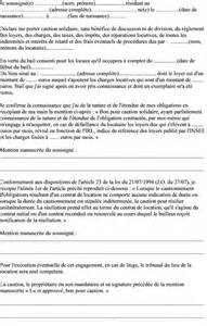 modele quittance location meuble document