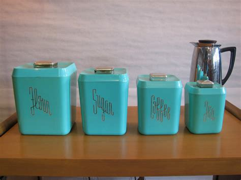 plastic kitchen canisters mid century modern vintage 1950s 60s plastic kitchen
