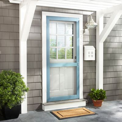 Screen Door For Front Door Doors House Front House Doors Designs White Exterior Door Designs