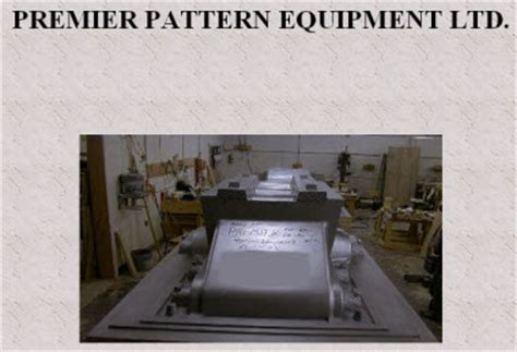 pattern maker vancouver bc suppliers for wet cast castings forgings and machinated