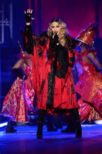 Madonnas Hm Collection Disappoints by Madonna Rebel Tour 2015 Costumes01