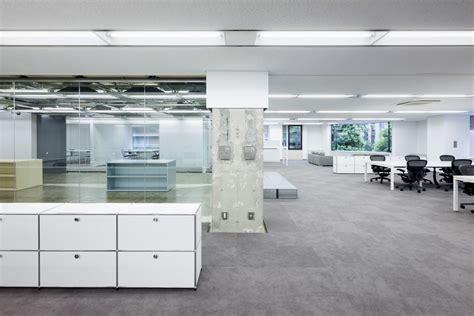 Office Origami - 荒木信雄 アーキタイプによる 東京都港区のオフィス origami office