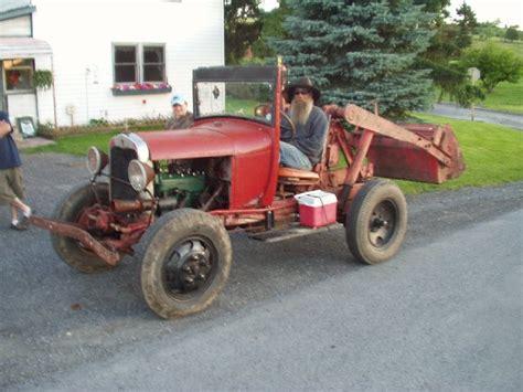 doodlebug tractor plans 6d04