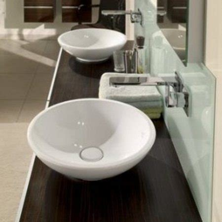loop amp friends round counter top basin by villeroy amp boch