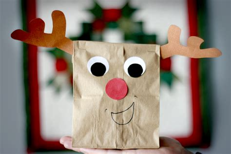 Paper Bag Crafts For Adults - last minute gifts for and adults craft buds