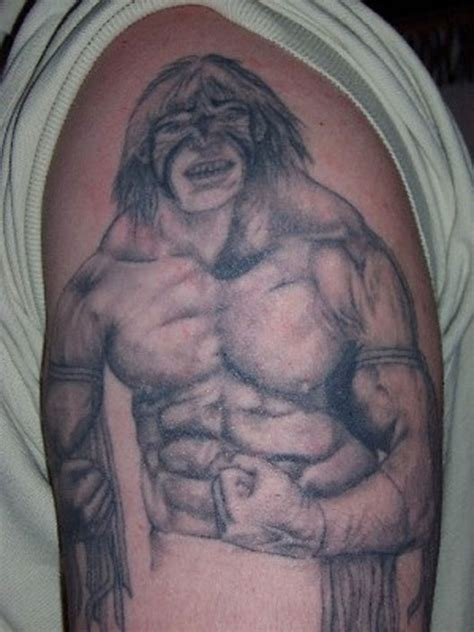 wrestling tattoos tattoos and bad forum