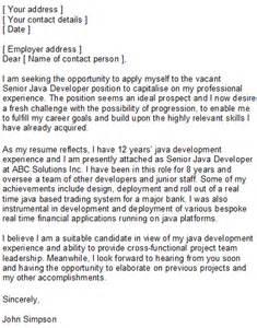 applications programmer cover letter