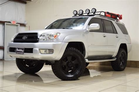 how petrol cars work 2003 toyota 4runner electronic throttle control jtebt17r130026178 customized toyota 4runner 4wd v8 lifted tow off road led lights roof rack