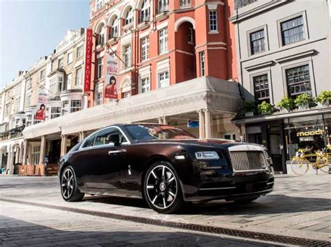 band rolls royce rolls royce unveils wraith inspired by model